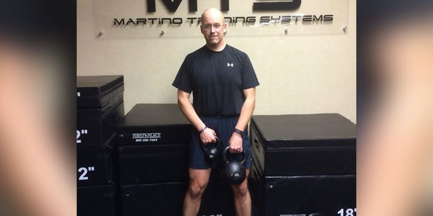 Ian Fawks - MTS Athlete of the Month