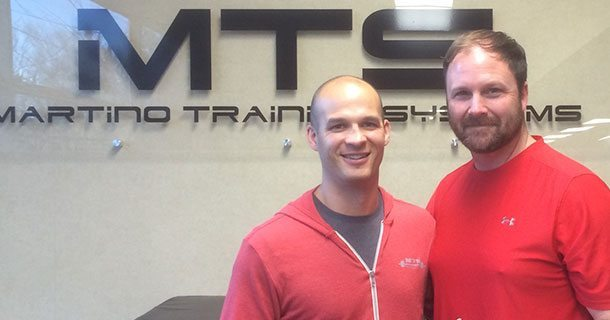 Erich Long - MTS Athlete of the Month