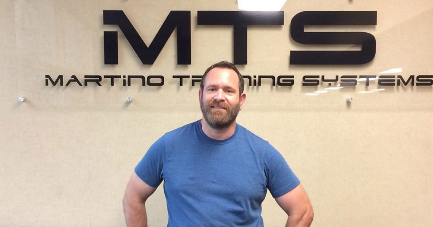 Jason Arredondo - MTS Athlete of the Month