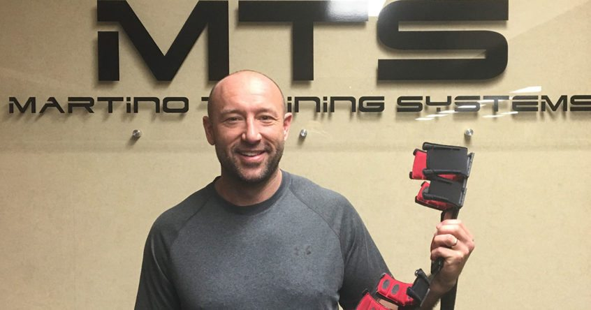 Dr Todd Buzbee – MTS Athlete of the Month