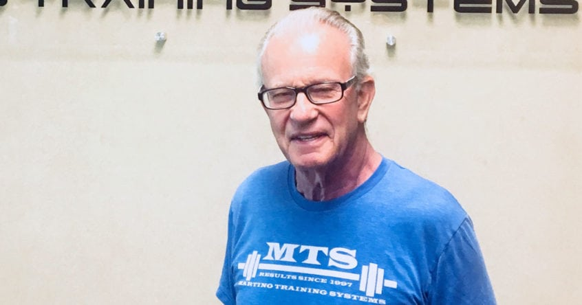 Dr. Keith LaFerriere – MTS Athlete of the Month
