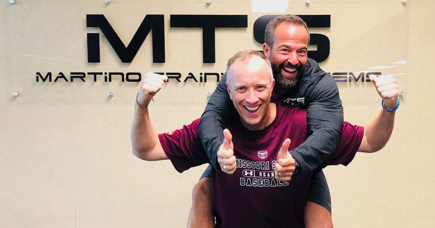 Justin French – MTS Athlete of the Month