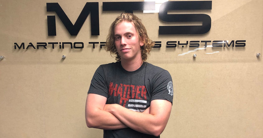 Bryce Boswell – MTS Athlete of the Month
