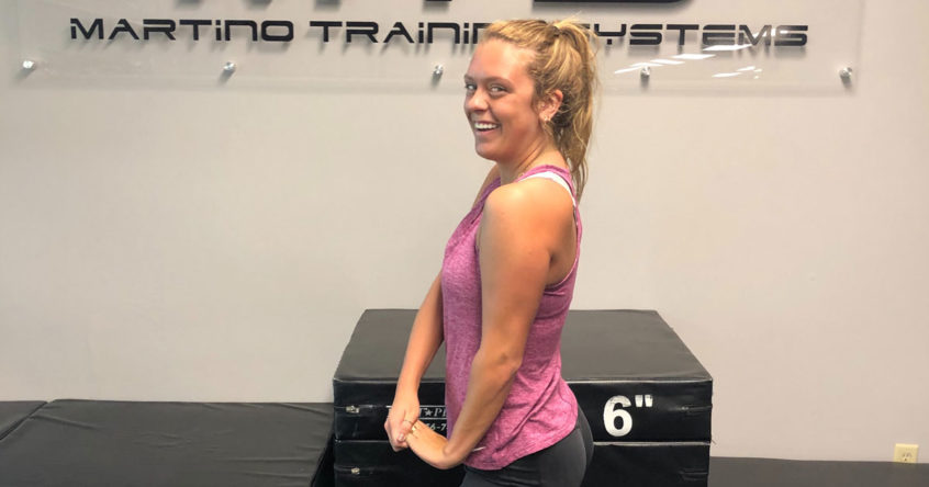 Payton Polino – MTS Athlete of the Month