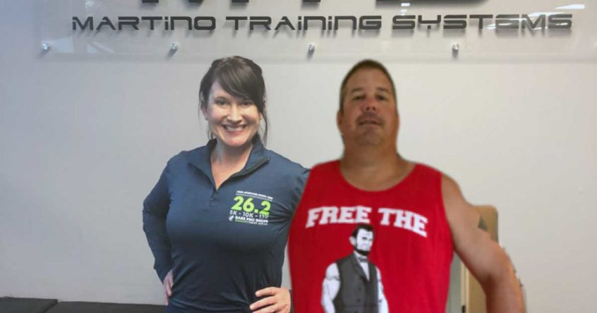 Doug & Tarrah Devine - MTS Athletes of the Month